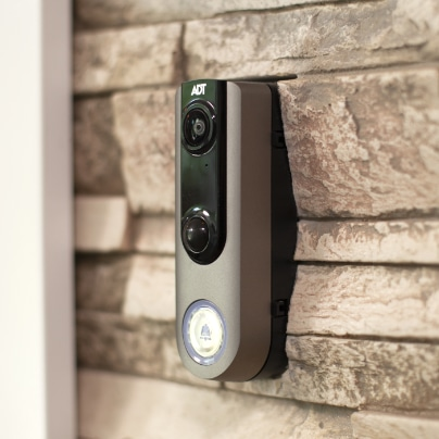 Muncie doorbell security camera