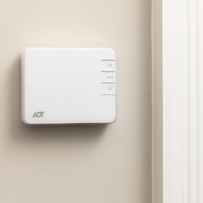 Muncie smart thermostat adt